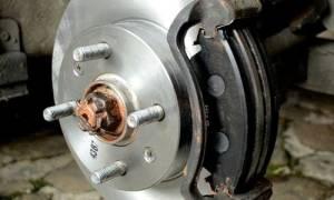 Замена тормозных дисков хендай солярис