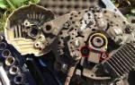 Как поменять щетки на генераторе