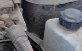 Как выгнать воздух из системы охлаждения лада калина