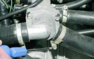 Система охлаждения ваз 21124