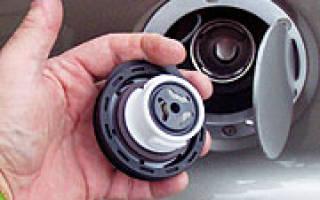 Как слить бензин с ваз 2110 инжектор