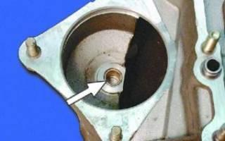 Замена втулки стартера в коробке ваз 2109