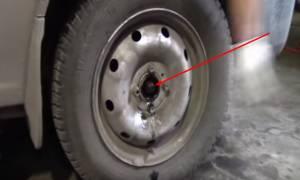 Замена подшипника передней ступицы рено логан