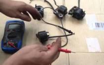 Как проверить исправность катушки зажигания