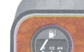 Ваз 2106 расход топлива
