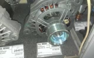 Как снять генератор с приоры
