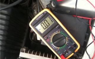 Сколько должен выдавать генератор на ваз 2110
