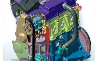 Объем двигателя ваз 2114