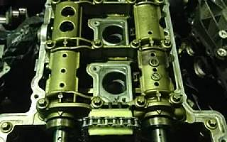 Капитальный ремонт двигателя мерседес