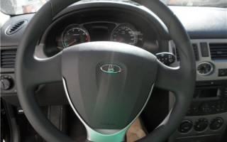 Как снять руль на приоре